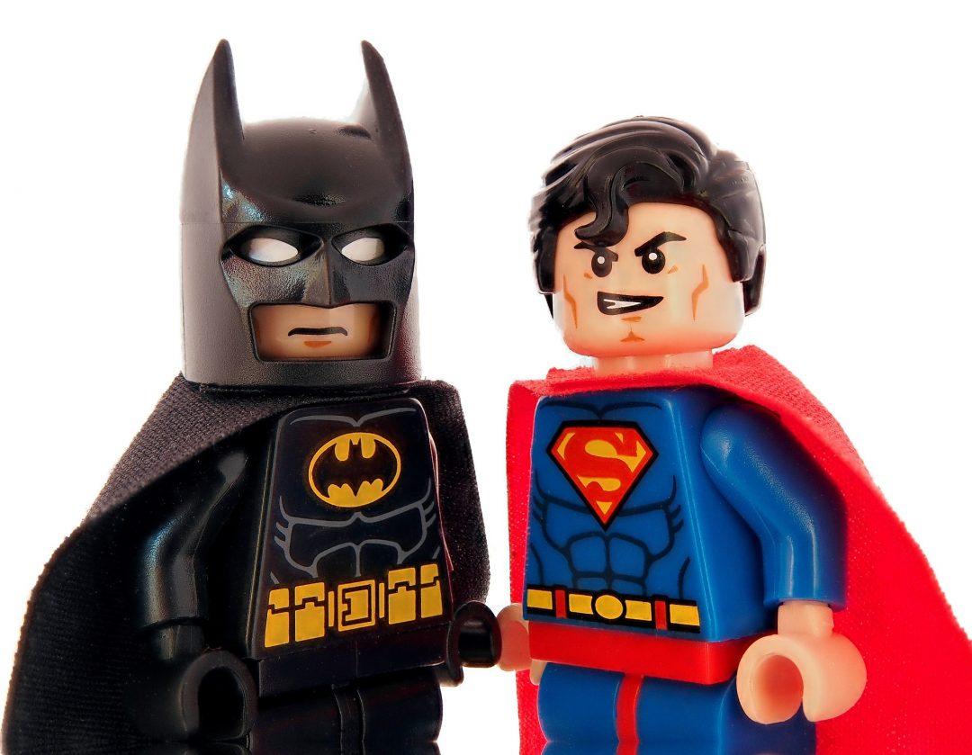 Superhelden kinderfeestje