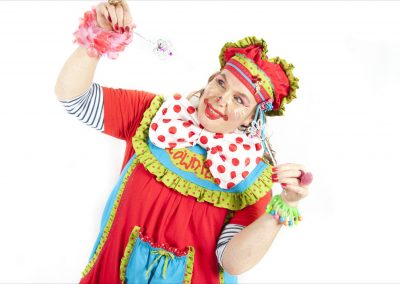 Clown Fleur