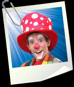 clown op kinderfeestje den haag
