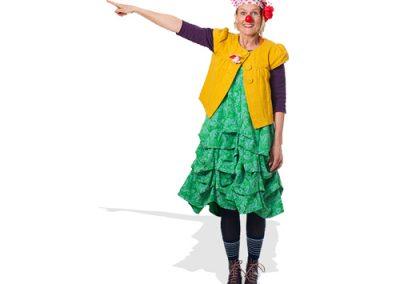 Clown Spruit