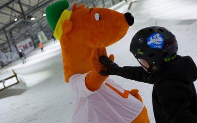Happy Kids – op een speelse manier leren skiën of snowboarden